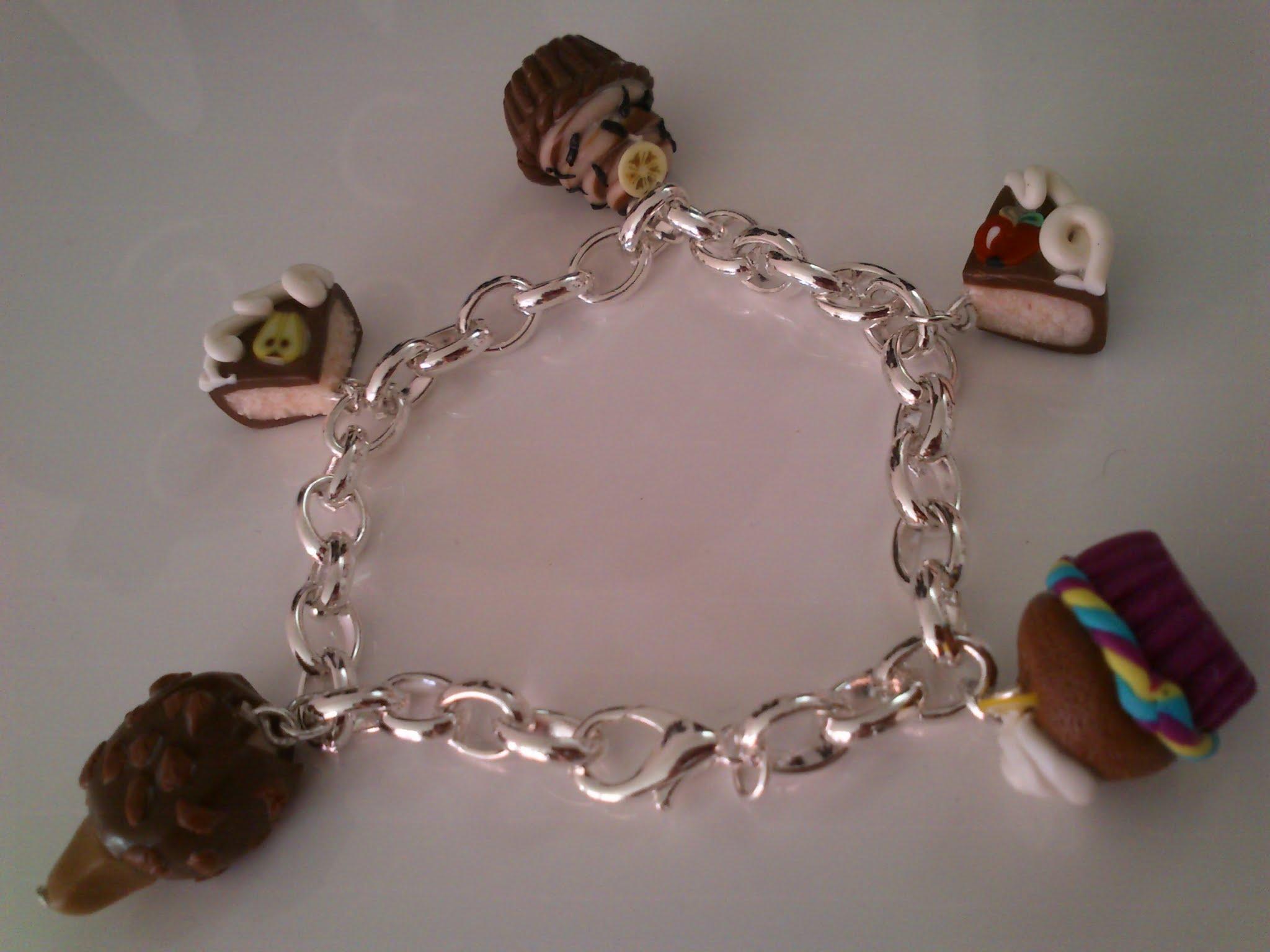 Creer un bracelet en pate fimo