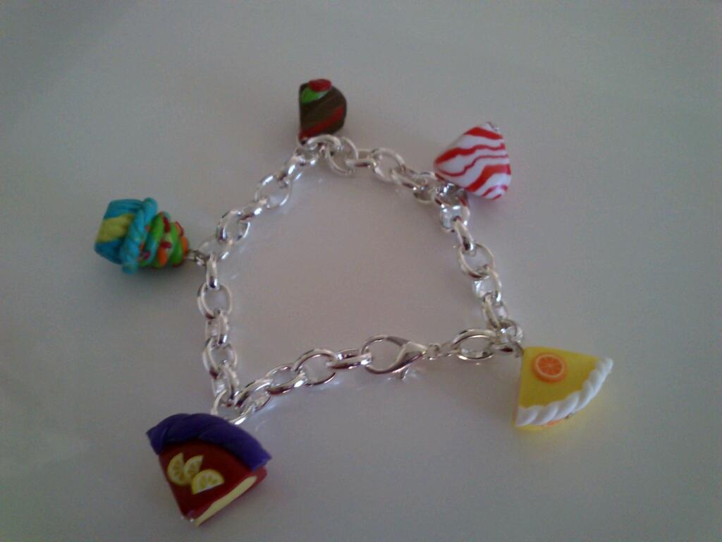 Bracelet fimo cr ation de bracelets en p te fimo - Idee creation pate fimo ...