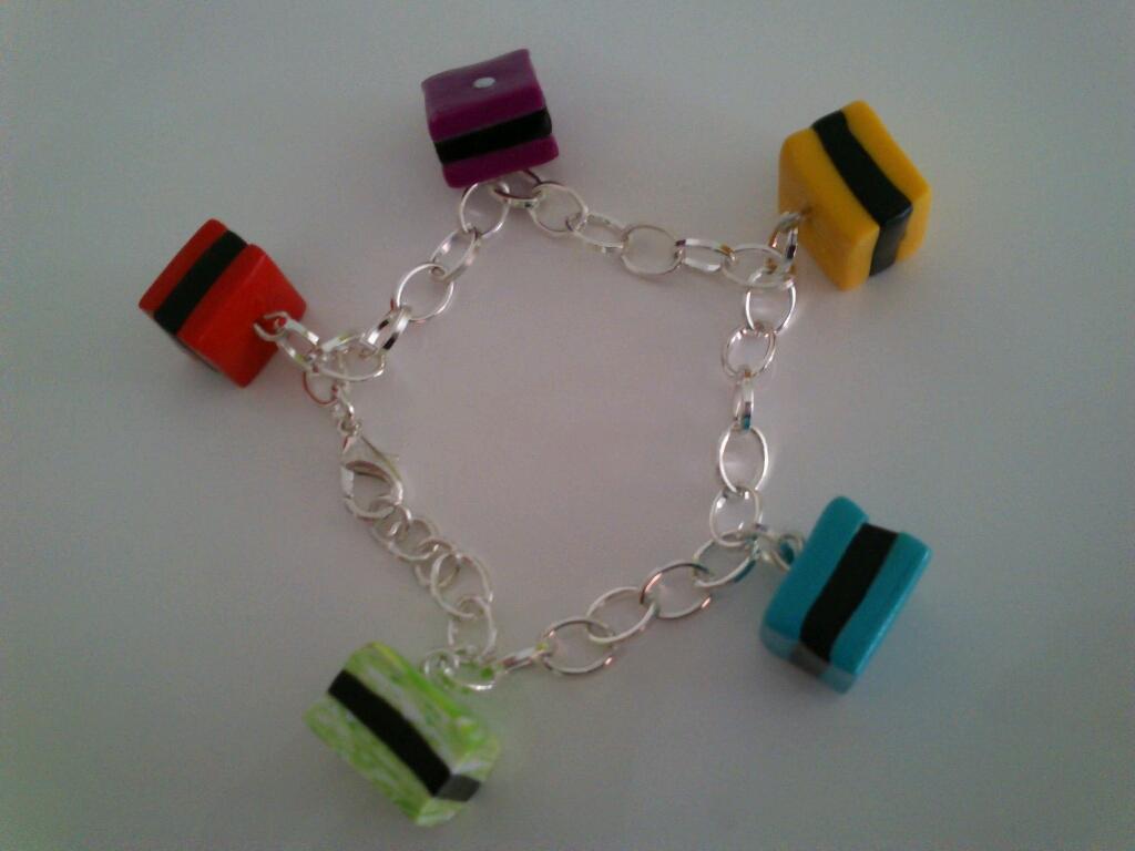 Bracelet fimo cr ation de bracelets en p te fimo for Idee de creation