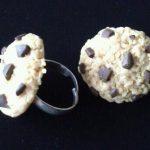 Montage bijoux Fimo - Bagues Cookies