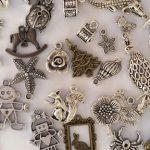 Montage bijoux Fimo - Breloques