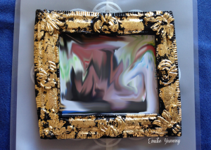 Cadre Fimo - Emilie Yummy