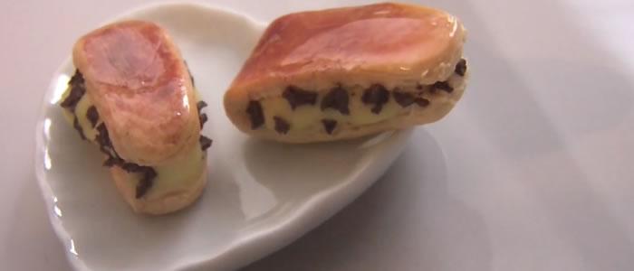 Tuto Fimo brioche Suisse – Faire une brioche Suisse en pâte Fimo