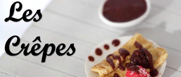 Tuto Fimo crêpes – Faire des crêpes en pâte Fimo