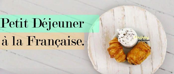Tuto Fimo croissant et pain au chocolat – Faire des croissants et pains au choco en pâte Fimo