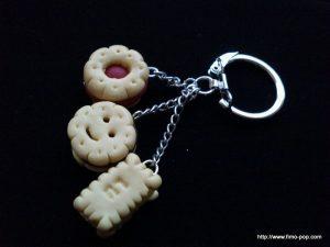 Porte-clés Fimo 00