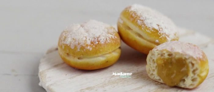 Tuto Fimo beignets aux pommes – Faire des beignets aux pommes en pâte Fimo