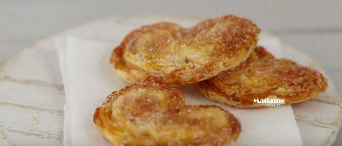 Tuto Fimo biscuits palmiers – Faire des biscuits palmiers en pâte Fimo