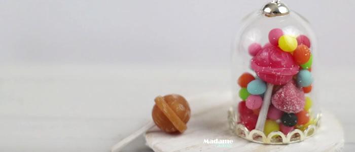 Tuto Fimo bonbon – Faire des bonbons en pâte Fimo