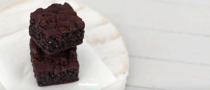 Tuto Fimo brownie – Faire un brownie en pâte Fimo