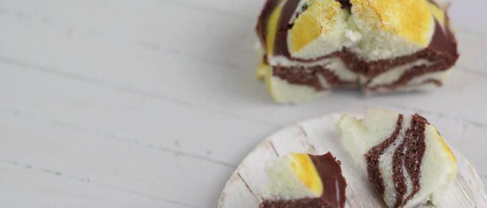 Tuto Fimo cake marbré – Faire un cake marbré en pâte Fimo