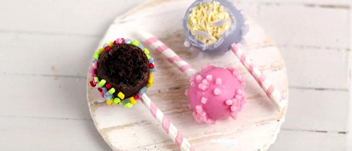 Tuto Fimo cake pops – Faire des cake pops en pâte Fimo