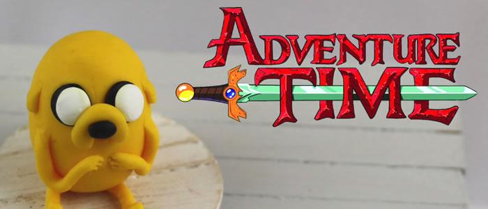 Tuto Fimo Jake (Adventure Time) – Faire un Jake Adventure Time en pâte Fimo