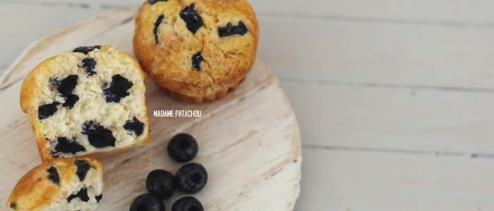 Tuto Fimo muffins myrtilles – Faire des muffins myrtilles en pâte Fimo
