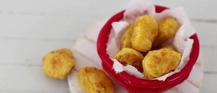 Tuto Fimo nuggets – Faire des nuggets en pâte Fimo