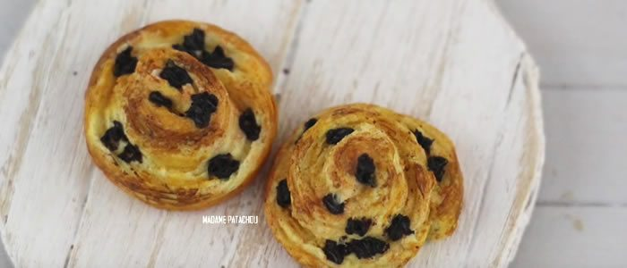 Tuto Fimo pains aux raisins – Faire des pains aux raisins en pâte Fimo