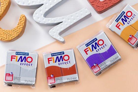 Pâte FIMO EFFECT
