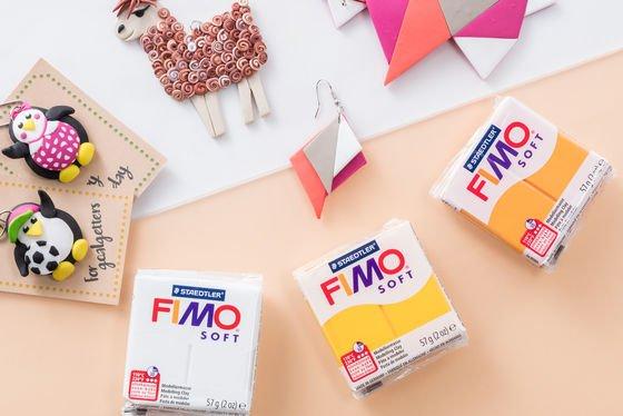 Pâte FIMO SOFT